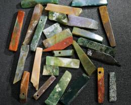 580 CTS Loose Ocean Jasper Beads WS 615