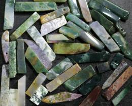 1000 CTS  Loose Ocean Jasper Beads WS 616