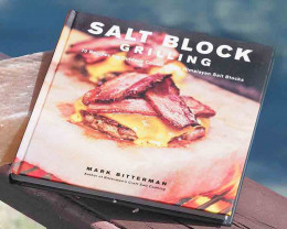 Himalayan Salt Block Grilling Book