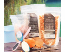 Himalayan Salt Foot Spa Pack