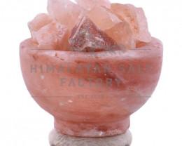 Fire Bowl Himalayan Salt Lamp (Small)