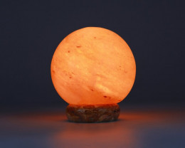 "Sphere Salt Lamp (6"" Small)"
