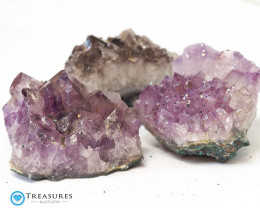 1.20 kilo Amethyst Cluster Druze Collection Box CF 213