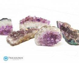 1.2 kilo Amethyst Cluster Druze Collection Box CF 221