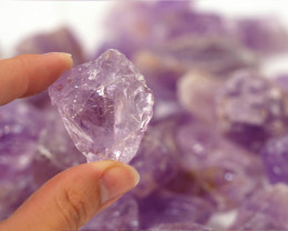 1 kilo Amethyst Rough CF 248 D