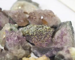 2 kilo Amethyst Druze Mineral Specimen CF 250 H