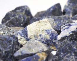 2 kilo Blue Sodalite Rough CF 257 B