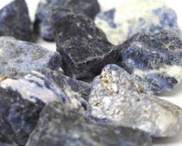 2 kilo Blue Sodalite Rough CF 257 D
