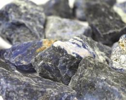 2 kilo Blue Sodalite Rough CF 257 F