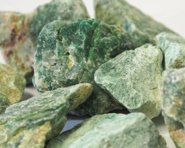2 kilo Green Quartz Rough CF 259 A