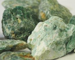 2 kilo Green Quartz Rough CF 259 B