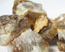 2 kilo Golden Crystal Rough CF 263 A