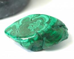 1000 Cts Polished Malachite  Gemstone Specimen CF 276