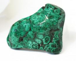 2625 Cts Poished Malachite  Gemstone Specimen CF 280
