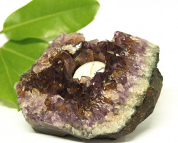 2.00 Kilo Natural Amethyst Tea light CF 364