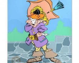 Daffy Cavalier  Limited Edition