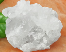 1.95 Kilo Crystal Rock terminated Points Specimen  CF 504