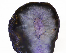 2.40 Kilo Treasures Brazilian  Purple Crystal Agate lamp.Free Shipping  CF
