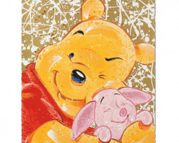 Very Important Piglet, Disney Limited Edition Serigraph by David Willardson