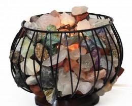 Rough Crystal Rock Relaxing Amore Lamp