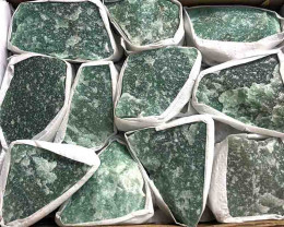 Green Quartz Tray individually hand-crafted