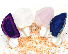 4x Crystal Night Light Package