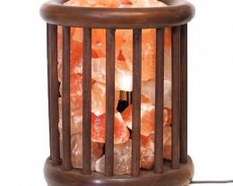 Himalayan Salt Chunk Tubular Lamp (12V -12W)