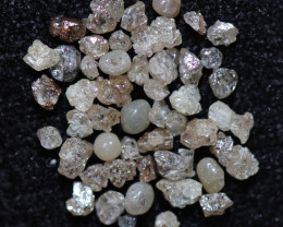 3.30  Cts Rough Diamonds  Bu 2648