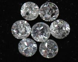 0.225 Cts Brillian cut Diamonds  Bu 2651