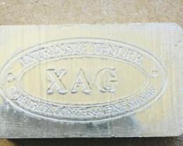 USA  XAG Bar 99.9 % Silver  CP 384