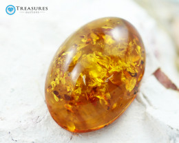 27Cts Gold Yellow Amber - AM 1998