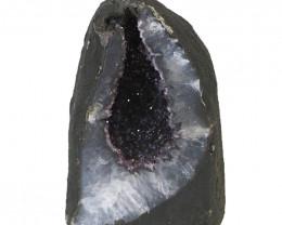 0.75kg Amethyst Crystal Geode Specimen J151