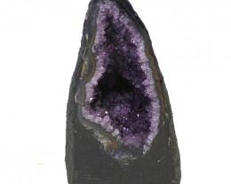 0.9kg Amethyst Crystal Geode Specimen J155