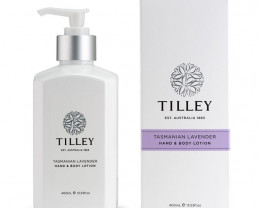 Tilley Body Lotion Tasmanian Lavender 400ml