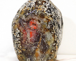 3.6kg Natural Brazilian River Agate Crystal Lamp S376