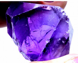 139.55CTS AMETHYST NATURAL ROUGH RJA-195