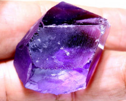 114.55 CTS AMETHYST NATURAL ROUGH RJA-196