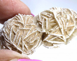 95.55-CTS - DESERT ROSE-SELENITE  RJA -219