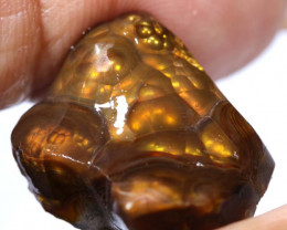 20.40 CTS FIRE AGATE ROUGH  RJA-237