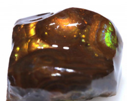 31 CTS FIRE AGATE ROUGH  RJA-249