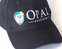 Opalauctions  Logo hat