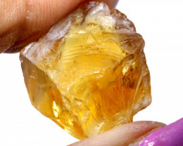 27.20 - CTS CITRINE ROUGH  RJA-377