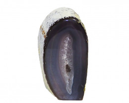 1.13kg Agate Crystal Lamp J356