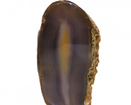 1.3kg Agate Crystal Lamp J364