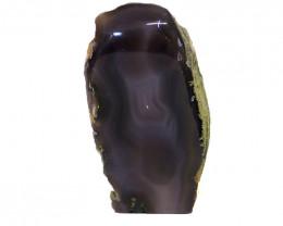 1.5kg Agate Crystal Lamp J367