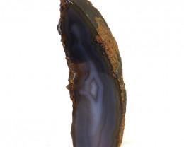 1.9kg Agate Crystal Lamp J374