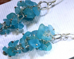 41 - CTS APATITE EARRINGS  RJA-599