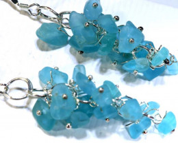 41 - CTS APATITE EARRINGS  RJA-600
