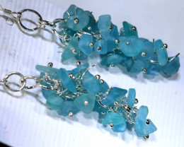 41 - CTS APATITE EARRINGS  RJA-604