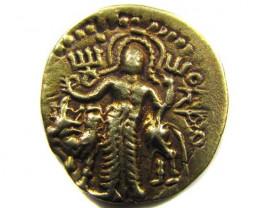 Replica Ancient Roman Gold  AD Coin  J 787